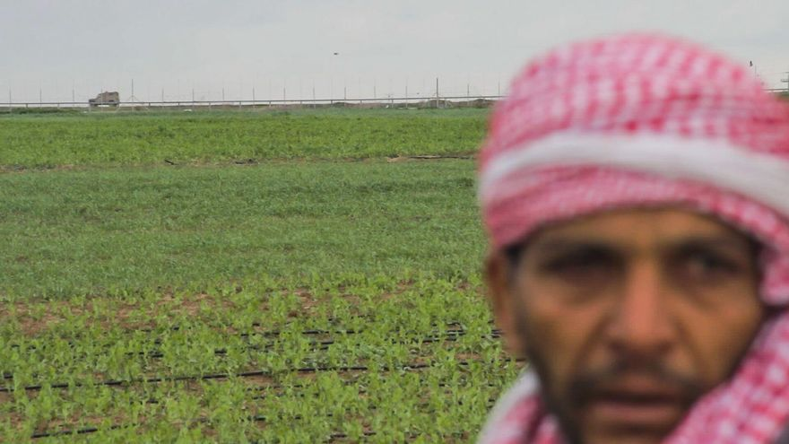 Fotograma del cortometraje documental 'Gaza'