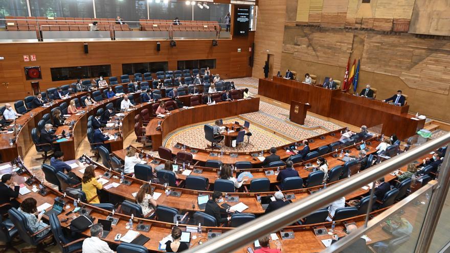 La Asamblea de Madrid se convertirá en el mayor parlamento autonómico