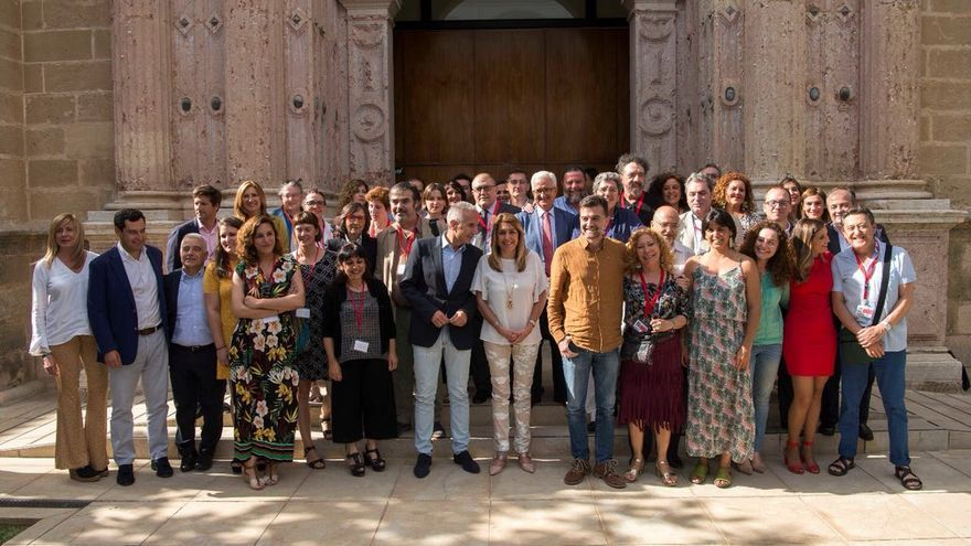 La Ley del Cine se aprueba en el Parlamento de Andalucía por unanimidad
