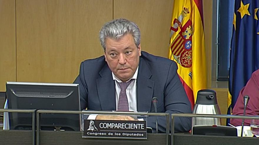 Alfonso Ochoa de Olza Galé, exdirector general de Explotación de Adif