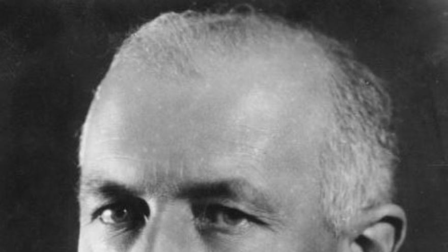 Gottfried Feder, ingeniero y economista nazi autor del 'Manifiesto por la ruptura con la esclavitud de los intereses del dinero'