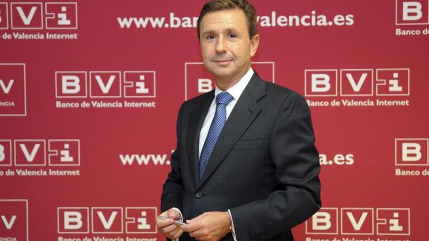 El exconsejero delegado del Banco de Valencia declara hoy como imputado en la Audiencia Nacional