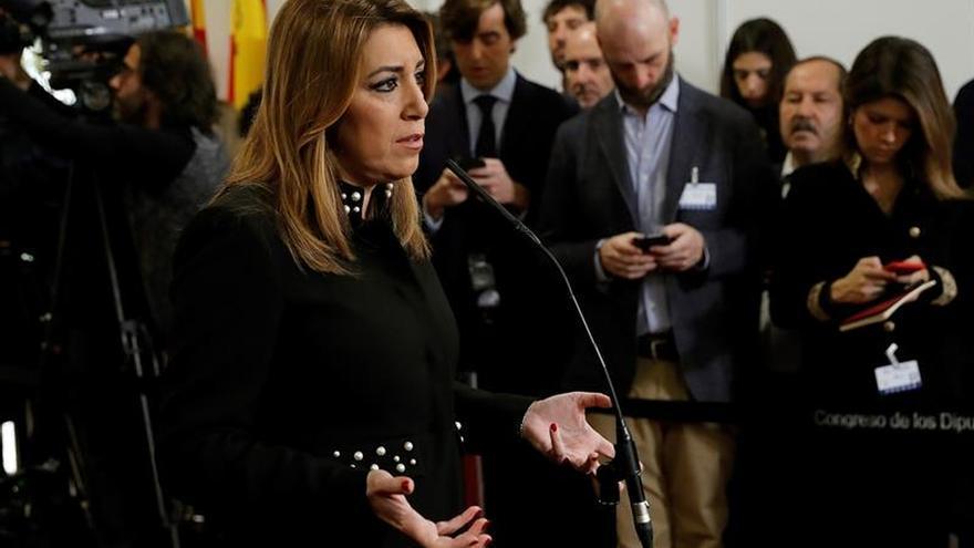 Díaz llamará a Rajoy para exigirle una propuesta de financiación autonómica