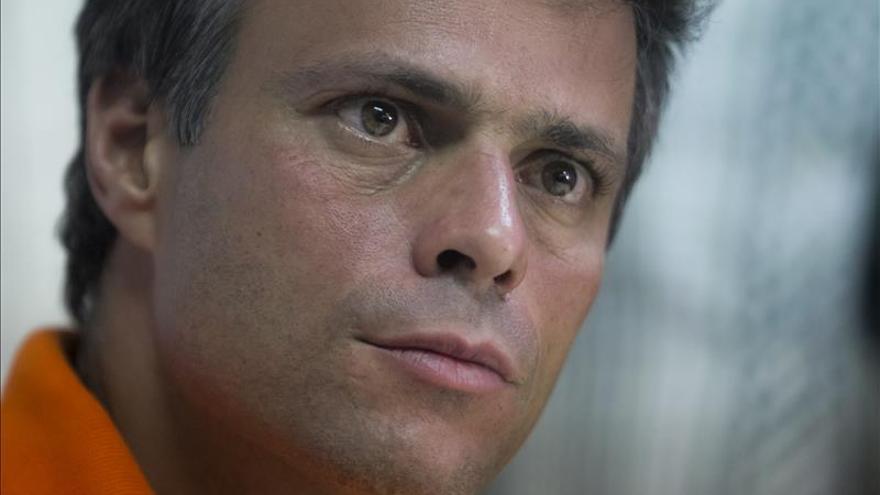 La fiscal general venezolana autoriza votar al opositor preso Leopoldo López