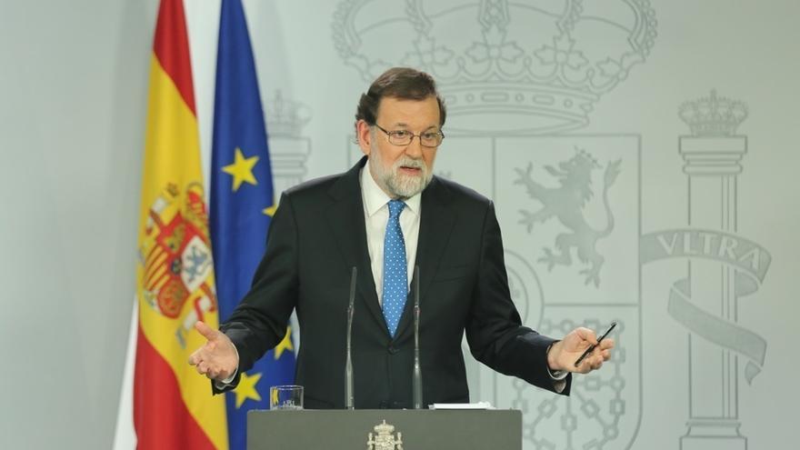 Moncloa dice, ante la petición de reunión de Torrent, que las cuestiones judiciales no son competencia de Rajoy