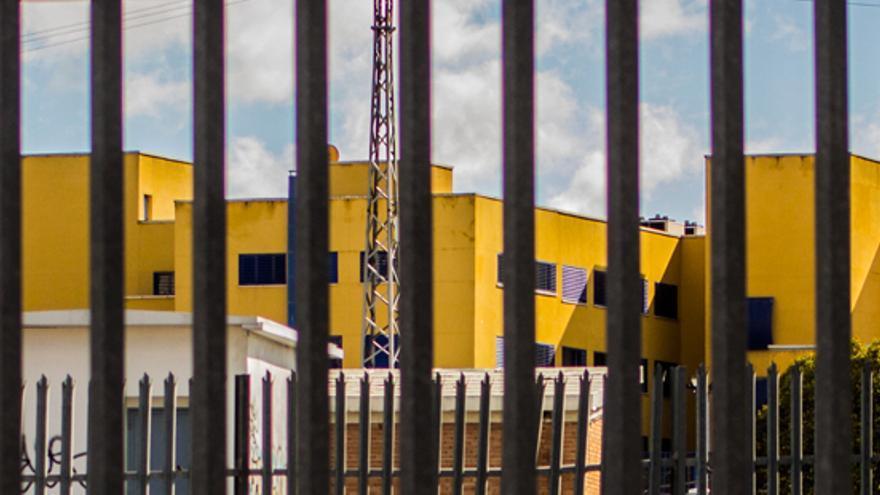 Centro de Internamiento de Extranjeros de Madrid, en Aluche/ Foto: Mayhem Revista