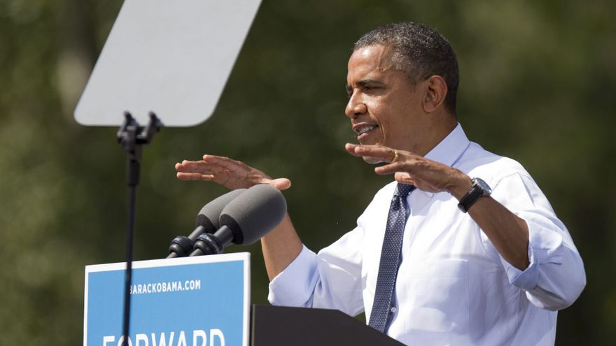 Obama, por delante de Romney en Colorado, Iowa y Wisconsin, estados decisivos