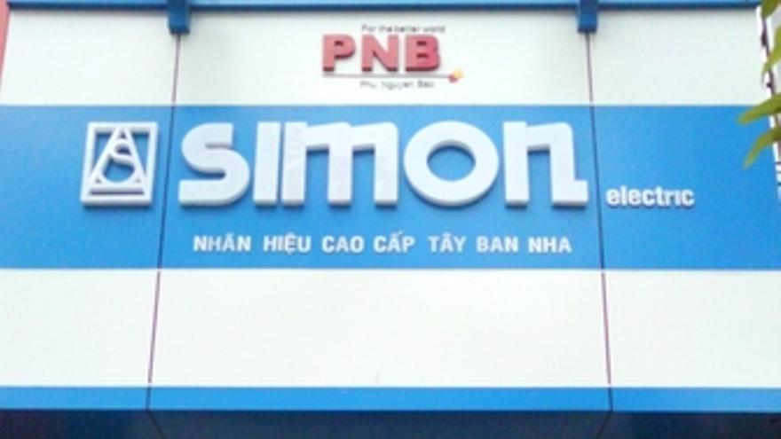 Simon en Ho Chi Minh