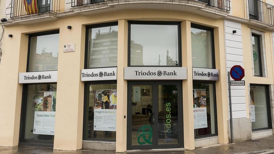 Una sucursal de Triodos Bank