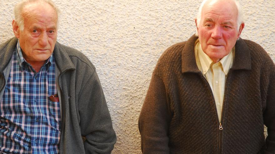 José Mendiara (Larry) y Antonio Tresaco, de Ansó, ya fallecidos, fueron el punto de partida de la investigación.