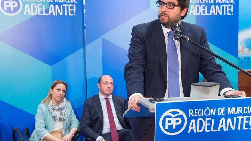 El PP pide mantener el aforamiento del presidente y los consejeros en Murcia