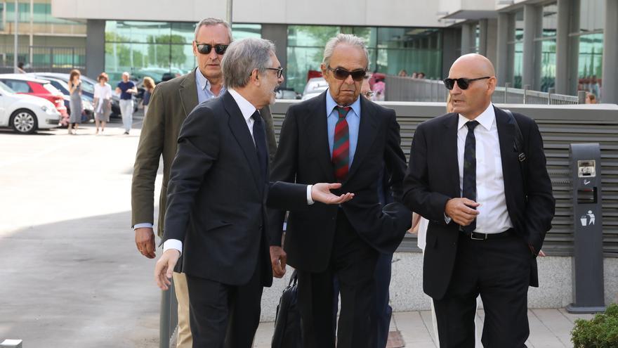 El juez eleva la pena a Jaime Botín por contrabando de un Picasso a 3 años de cárcel y multa de 91,7 millones