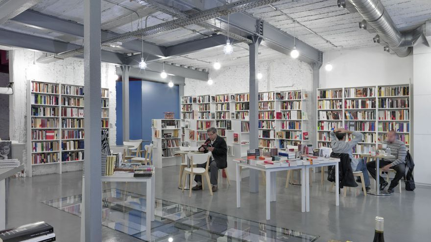 La librería madrileña Tipos Infames / Javier Ortega