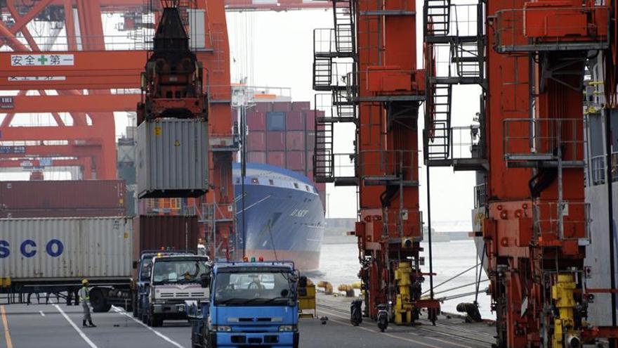 Las exportaciones alemanas crecieron en enero un 11,8 por ciento interanual