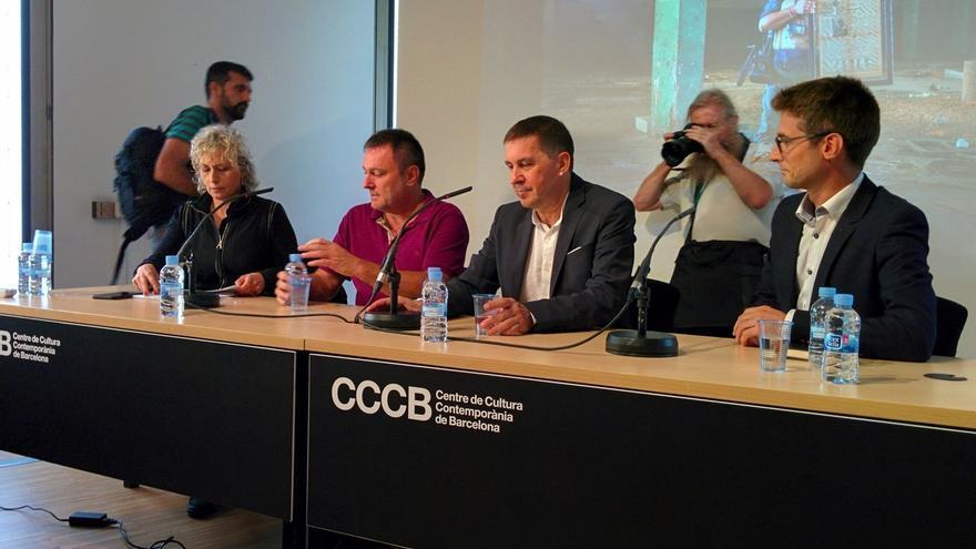 Otegi acusa al Estado de utilizar los atentados en Cataluña para frenar el 'procés' como hizo con ETA en Euskadi