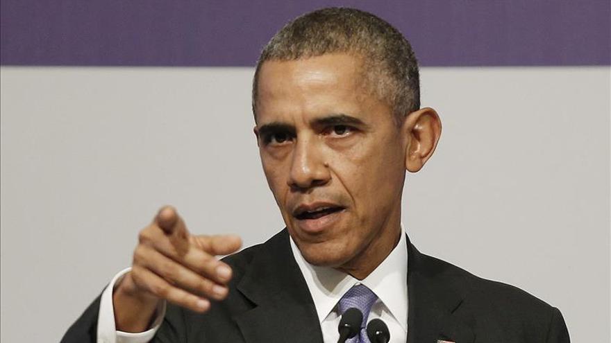 """Obama dice que no hay una amenaza """"creíble"""" de un ataque terrorista en EE.UU."""