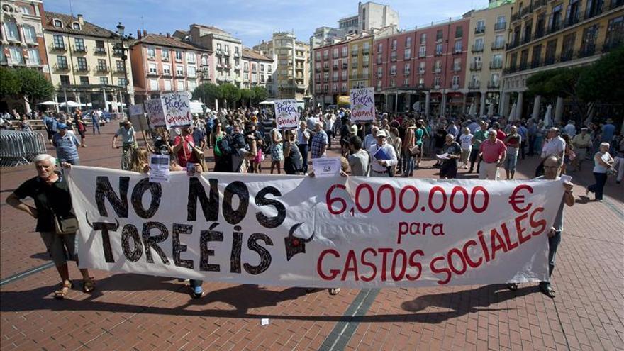 Ciudadanos de Burgos se movilizarán ahora contra la reforma de la plaza de toros