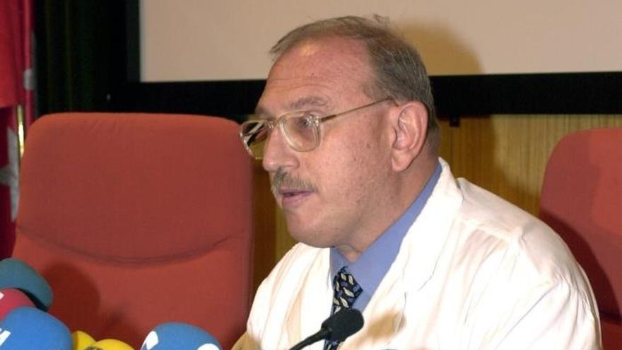 Imagen de archivo del jefe de servicio de Cirugía General y del Aparato Digestivo del Hospital Universitario La Paz (Madrid), Joaquín Díaz Domínguez.