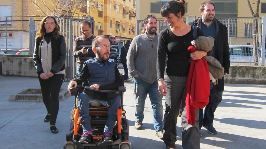 "Pablo Echenique pide ""no enjaular a Pablo Iglesias"" tras Vistalegre dos limitando su mandato"