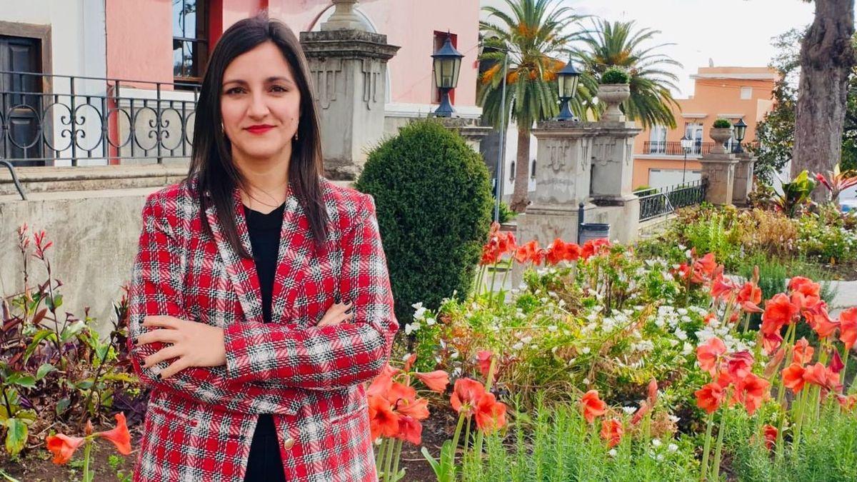 Fania Medina, nueva secretaria general de la Agrupación Socialista de San Andrés y Sauces.