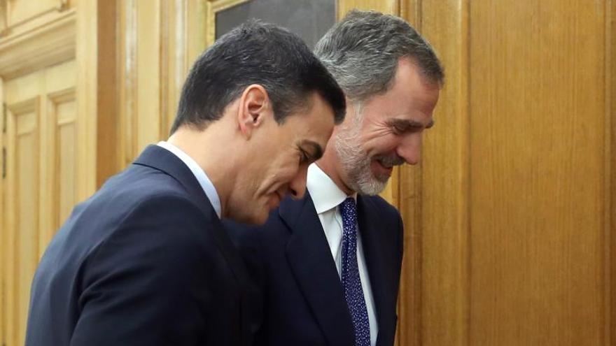 Sánchez convoca a Casado y Arrimadas a una reunión de cara a la investidura