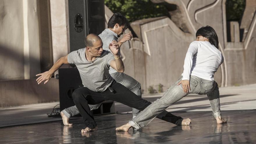 El Festival Trayectos es uno de los proyectos elegidos para el Centro de Danza.