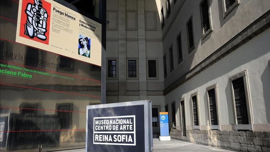 El Reina Sofía oficializa su colaboración con San Sebastián 2016