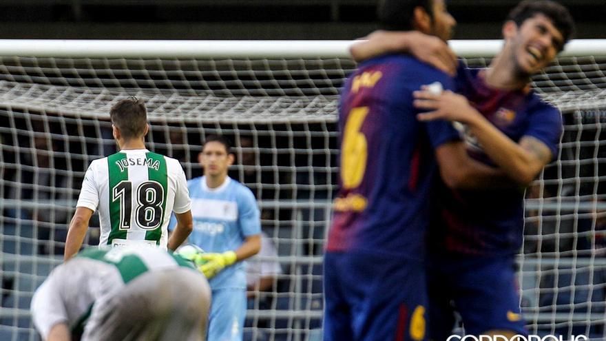 Derrota cordobesista en Barcelona   LOF