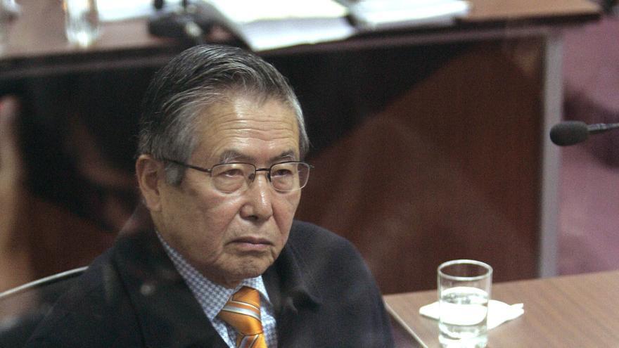 Fujimori agradece a sus seguidores preocupación por su salud