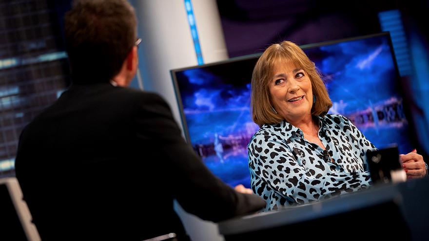 Carmen Maura en 'El Hormiguero'