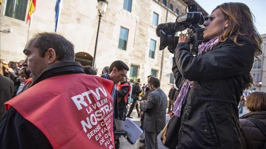 RTVV sigue con sus emisiones el día que entra en vigor la ley de liquidación