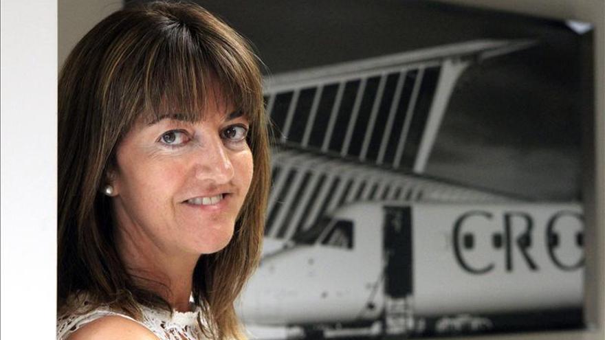 Mendia (PSE) invita al PNV a que haga menos viajes a Escocia y más al interior de Euskadi
