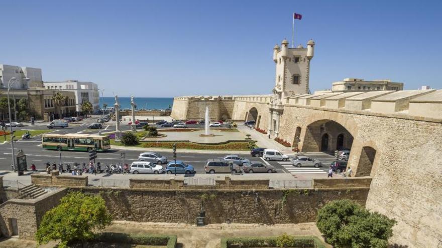 Puerta de Tierra, Cádiz.
