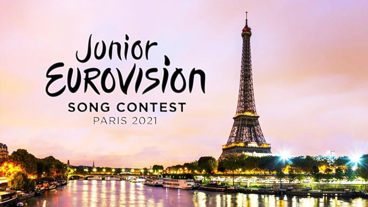 Imagen promocional de Eurovisión Junior 2021