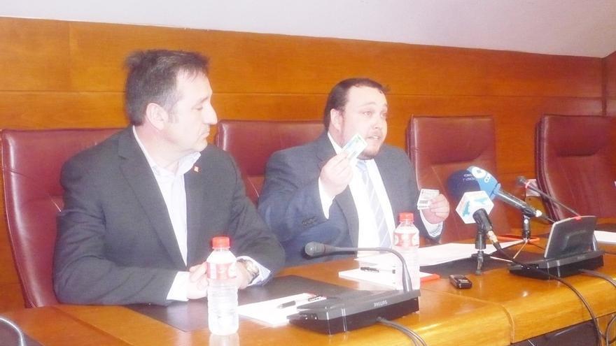 Ciudadanos no apoyará en el Parlamento el patrocinio del Gobierno al Racing