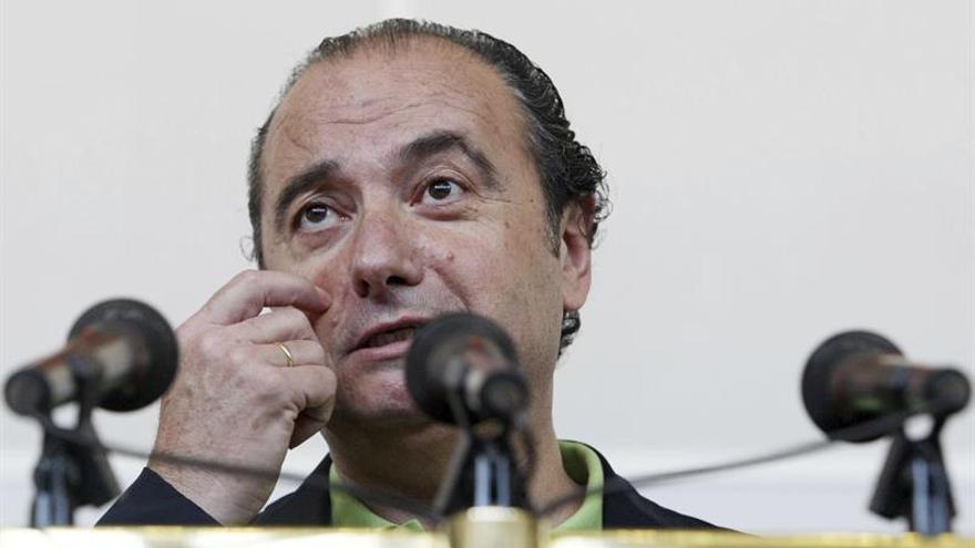Anticorrupción acusa al expresidente de la Diputación de Alicante (PP), en caso Brugal
