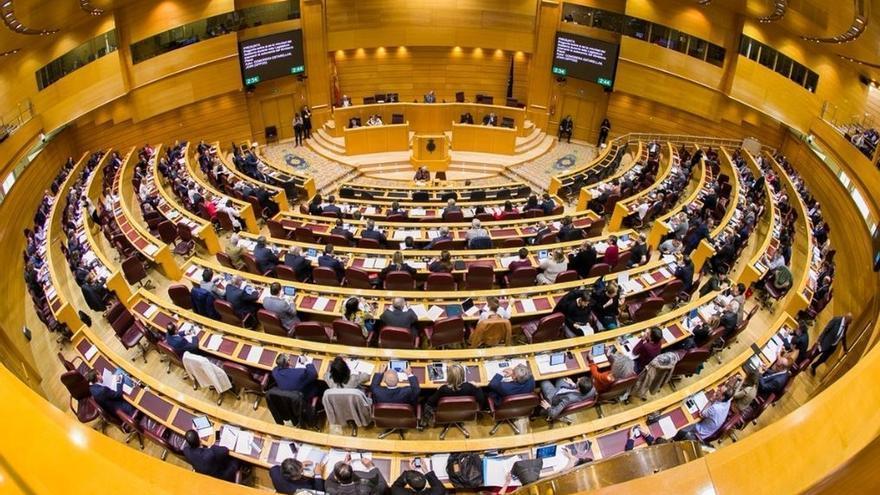 El Senado sigue con la tramitación de los PGE 2018