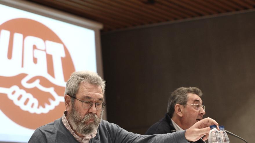 """Méndez ve """"una intencionalidad"""" para """"tapar el caso Bárcenas con un supuesto caso UGT"""""""