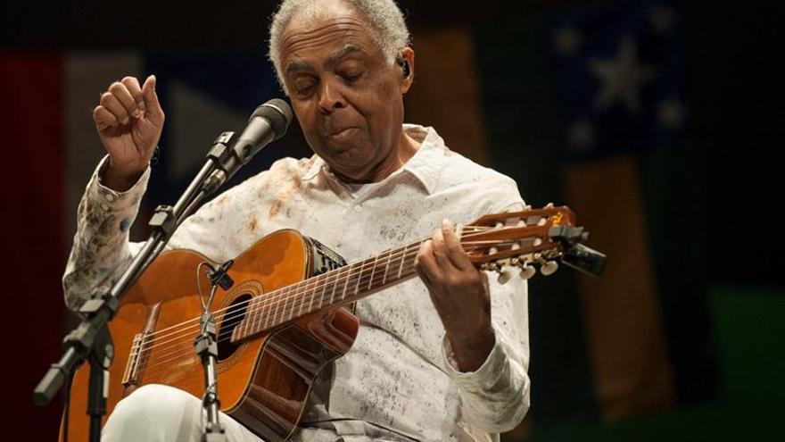 """El músico brasileño Gilberto Gil cumple 75 años """"conforme"""" con su vida"""