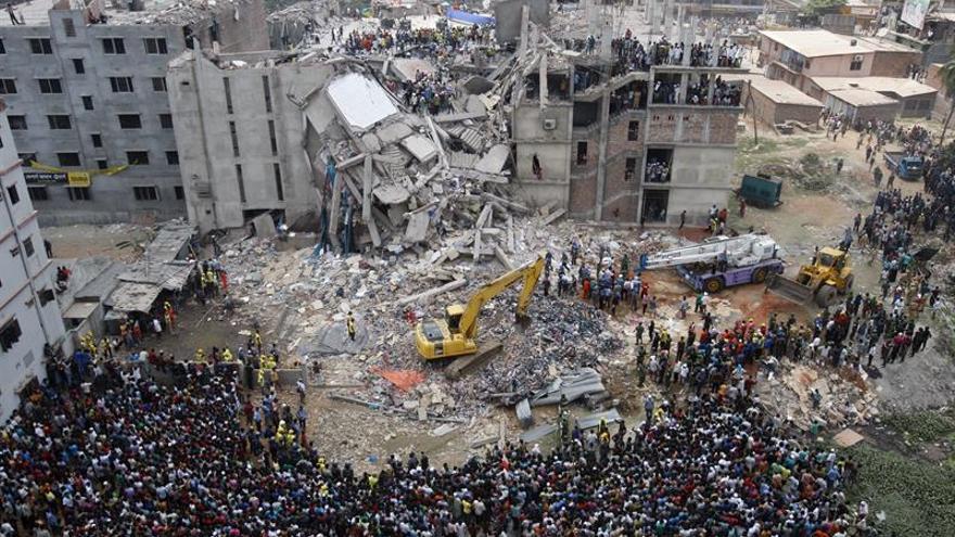 Primera condena a dueño del Rana Plaza, la gran tragedia textil de Bangladesh
