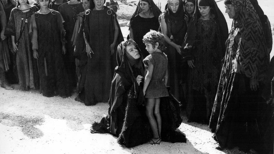 Fotograma de 'Las Troyanas' (1971)