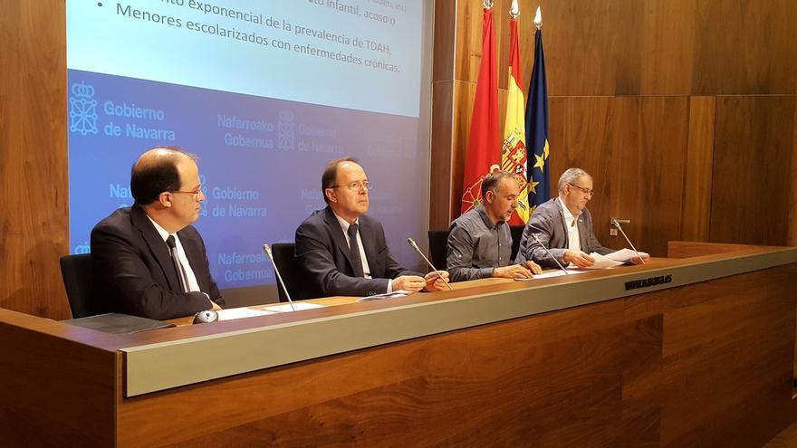 El Gobierno de Navarra y el Colegio de Enfermería promueven un programa de Enfermería Escolar en Mendillorri y Sakana