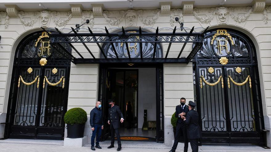 El 'boom' de los hoteles de lujo en Madrid