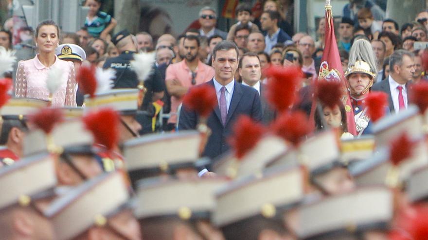 Punto de mira: España - обложка