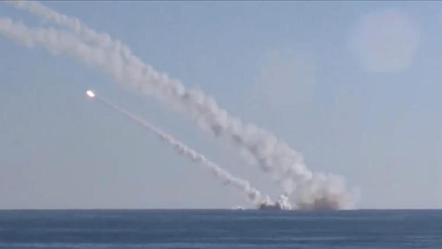 Al menos 11 muertos por bombardeos y caída de cohetes en Damasco y Alepo