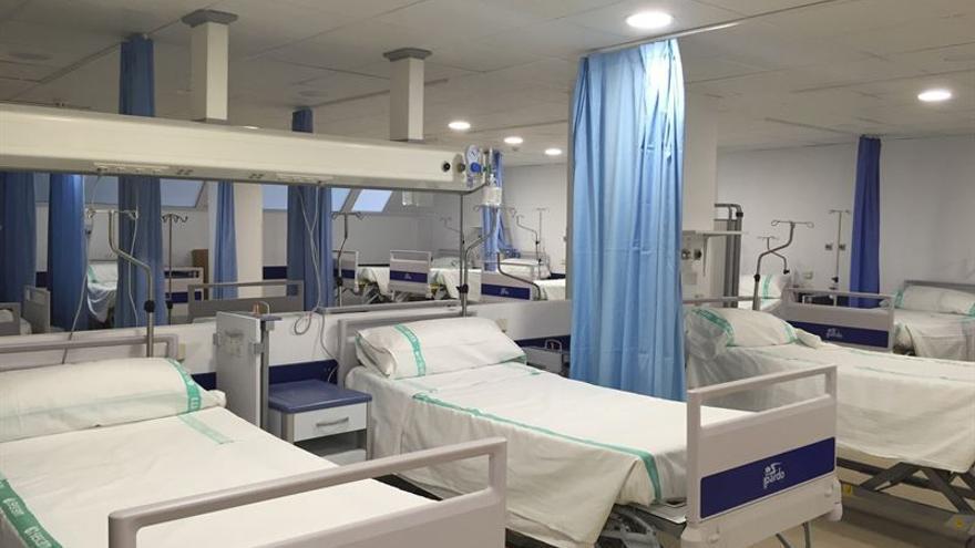 Nueva Unidad de Observación del Hospital Virgen de la Salud / JCCM