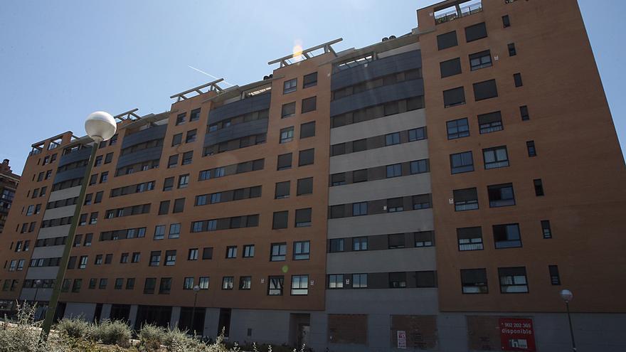El precio medio de las viviendas en manos de los bancos es inferior a los 125.000 euros