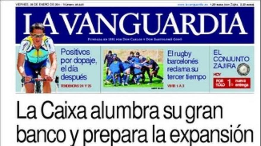 De las portadas del día (28/01/2011) #10