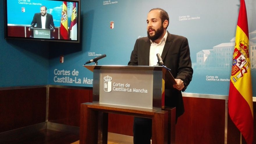 Miguel González. FOTO: PSOE Castilla-La Mancha