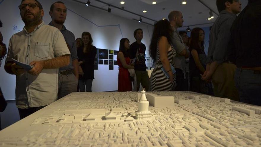 Una exposición recoge proyectos de colaboración urbanística Barcelona-Pekín